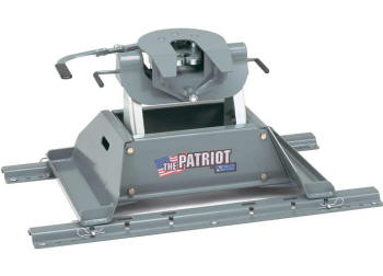 Fifth Wheel Trailer Hitch