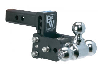 Tow & Stow Multiple Ball Mount