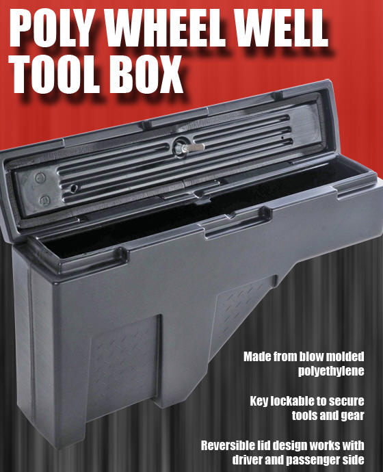 Dee Zee Truck Box >> Poly Plastic Tool Boxes by DeeZee